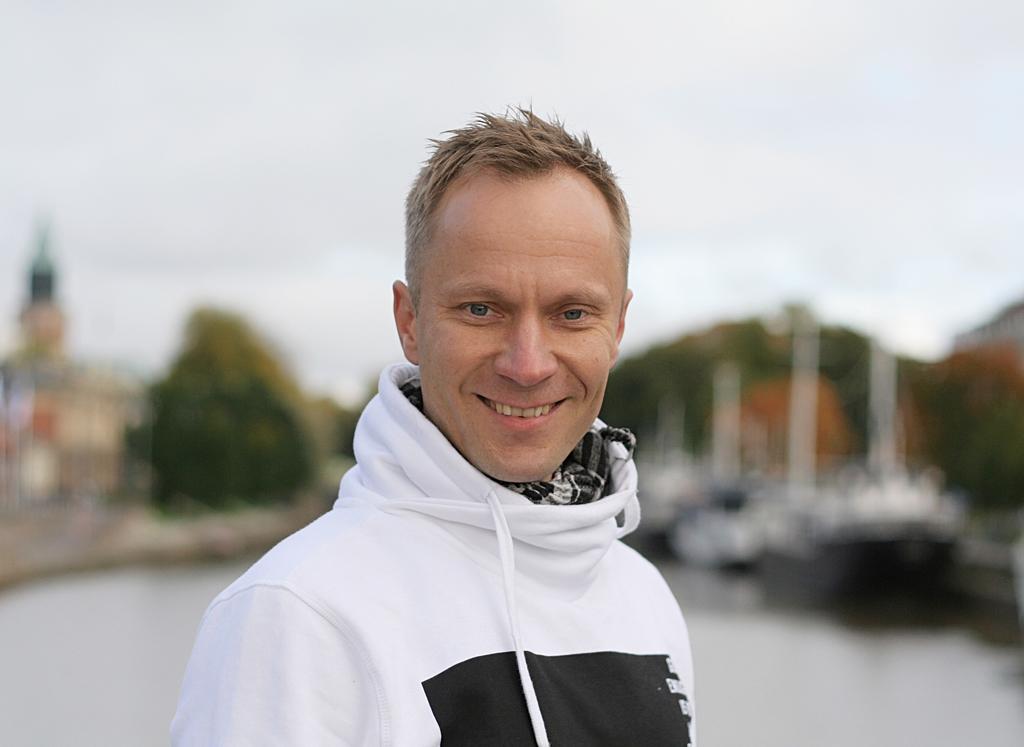 Juha Karesluoto